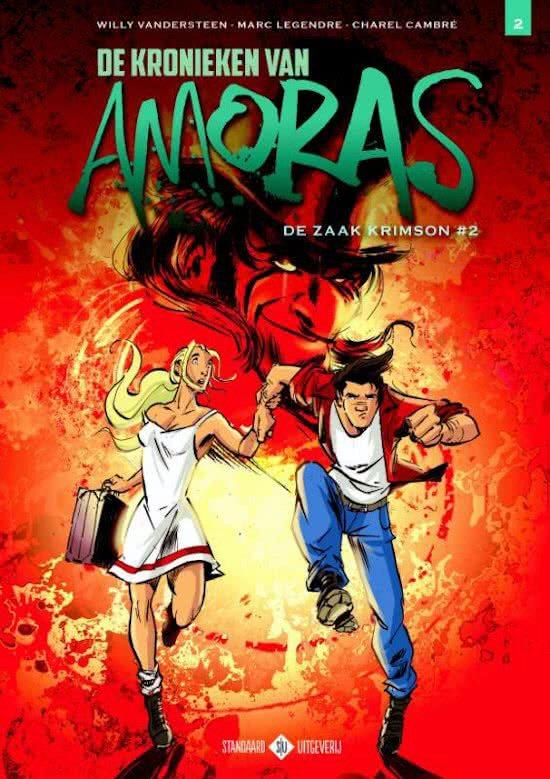 Cover Kronieken van Amoras 2