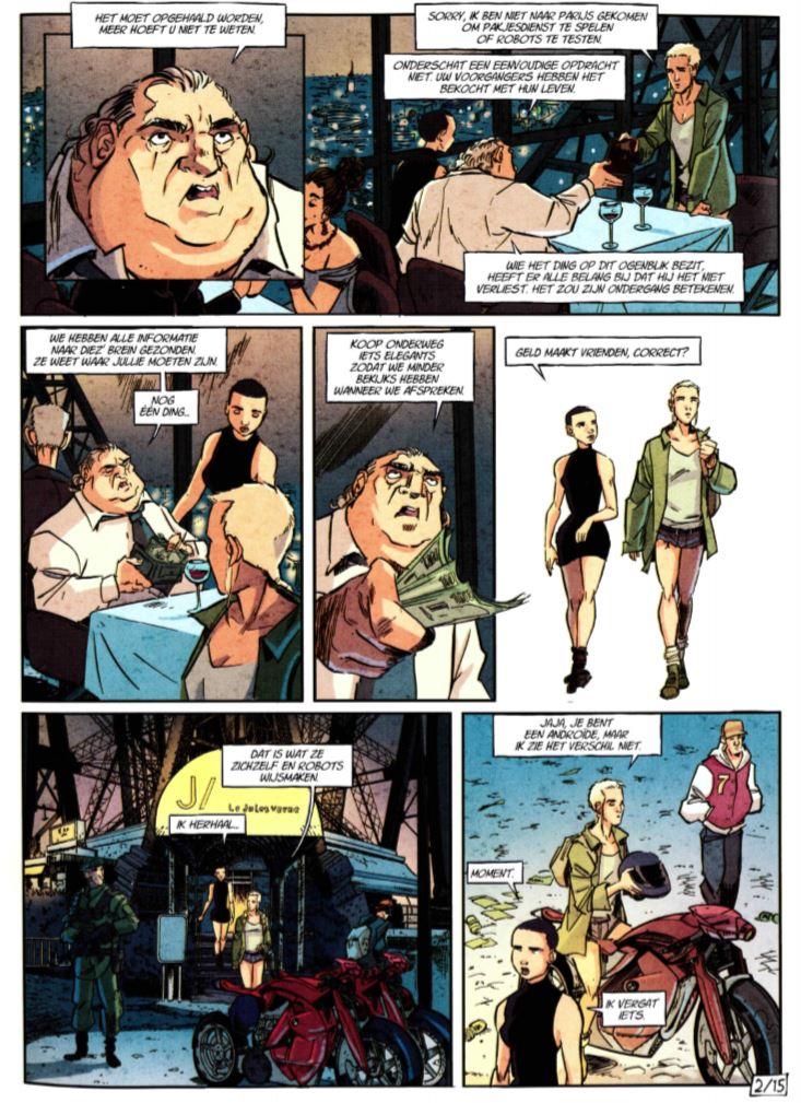 kronieken van Amoras tm. 2 pg 15