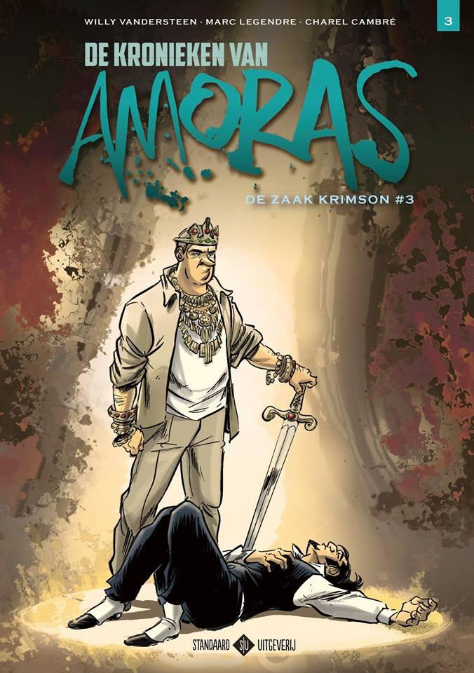 cover kronieken van Amoras 3