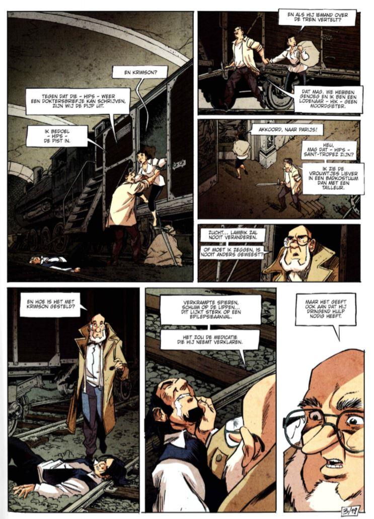 Kroniekenvan Amoras tm. 3 pg 19