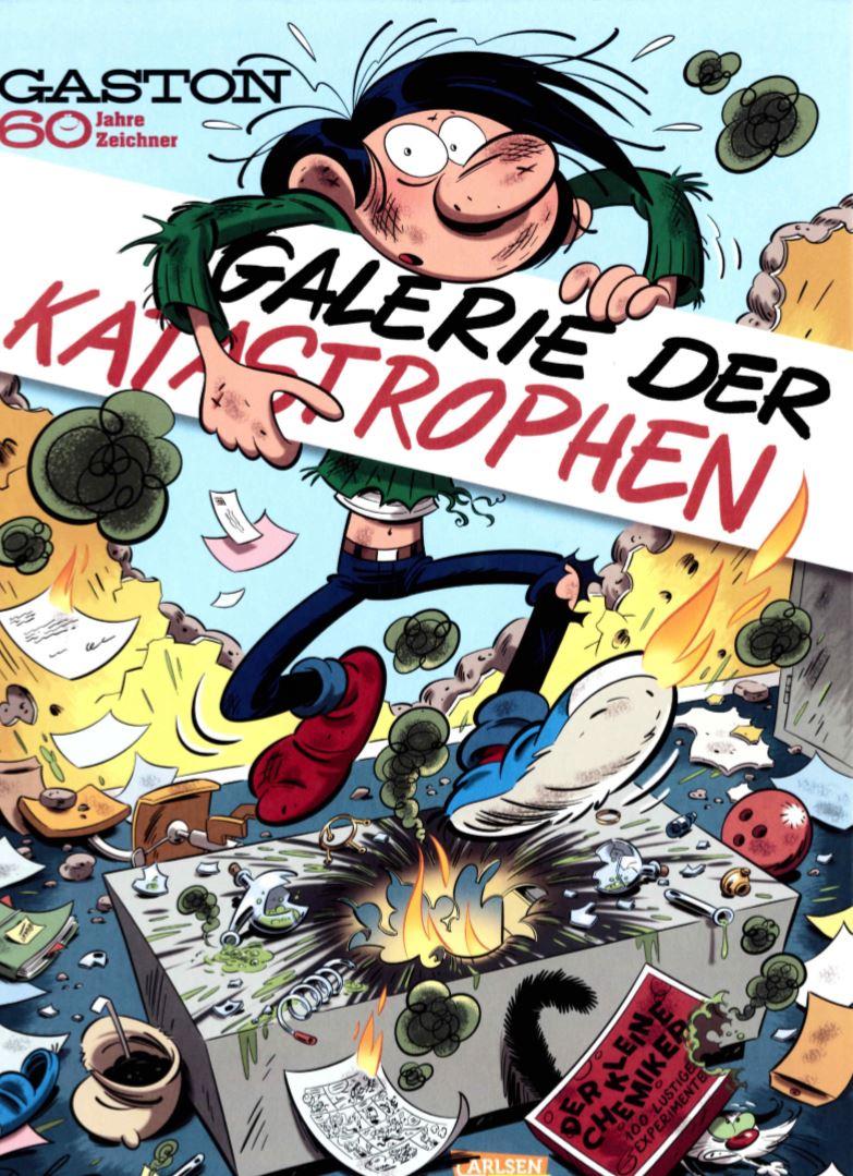 Cover Gaston - Galerie der Katstrophen