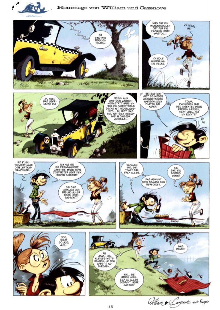 Gaston - Galerie Seite 46