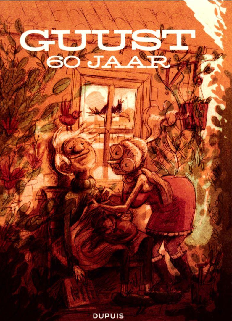 Cover Guust 60 jaar