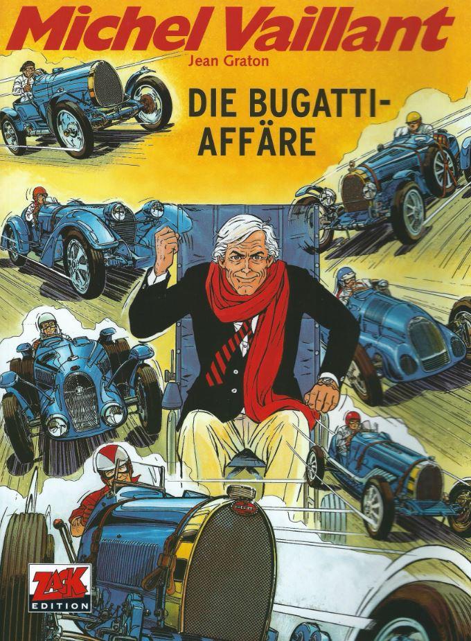 Cover Michel Vaillant 54