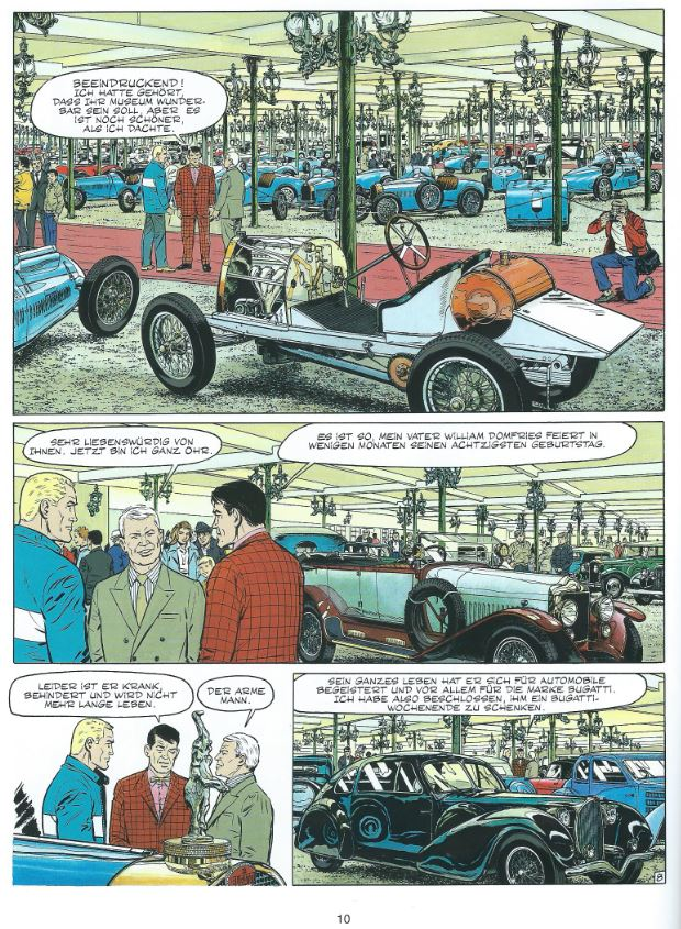 Michel Vaillant 54, page 10