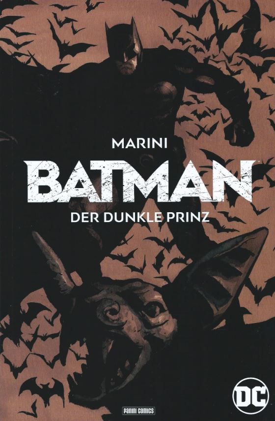 Cover Batman - Der dunkle Prinz