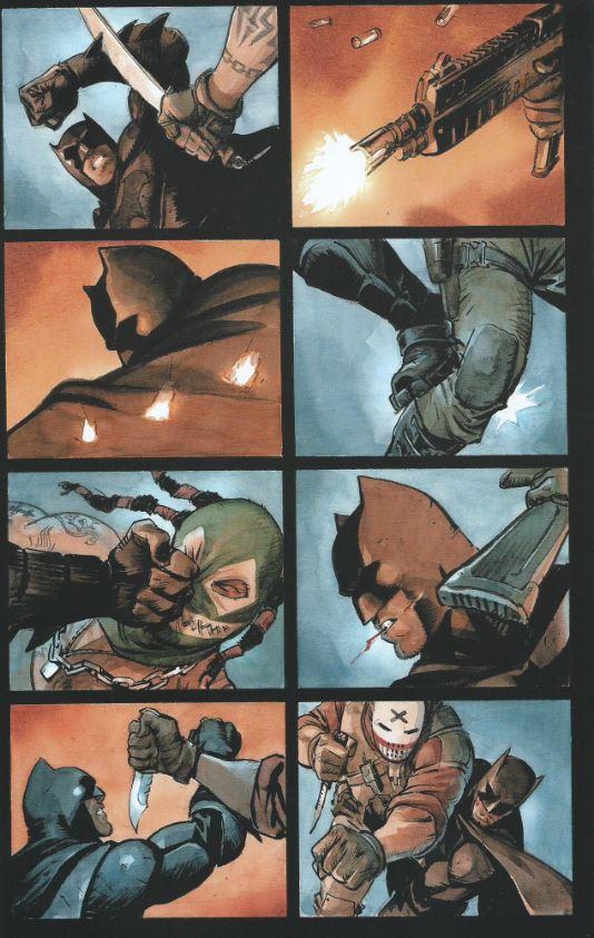 Detail aus Batman - der dunkle Prinz