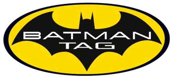 Logo Batman Tag