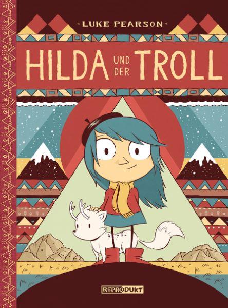 cover Hilda und der Troll