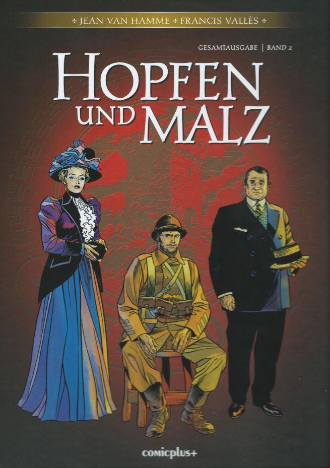 Cover Gesamtausgabe Hopfen und Malz 2