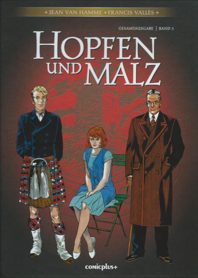 cover Hopfen und Malz gesamtausgabe 3