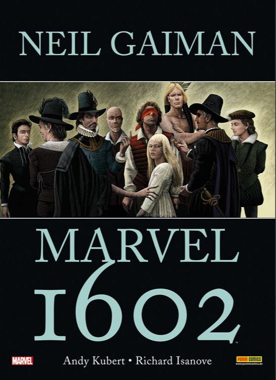 cover Marvel 1602 Deluxe