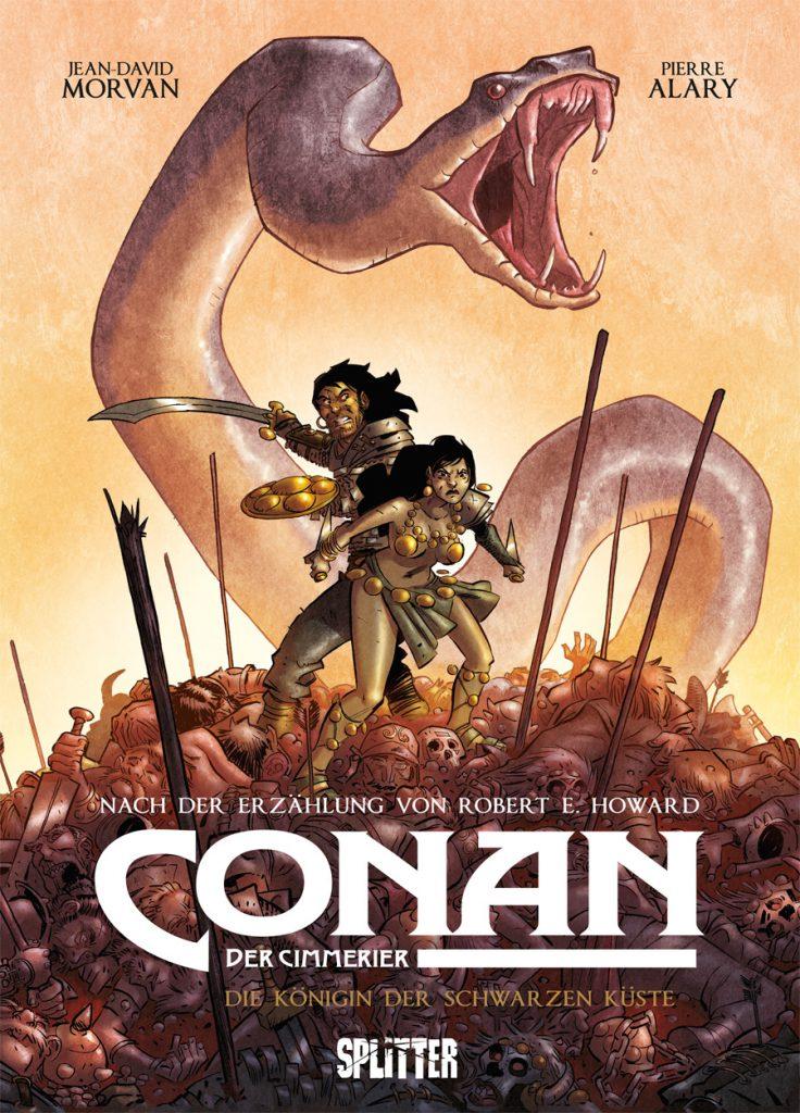 Cover Conan der Cimmerier 1