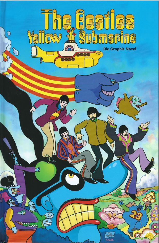 cover The Beatles Yellow Submarine