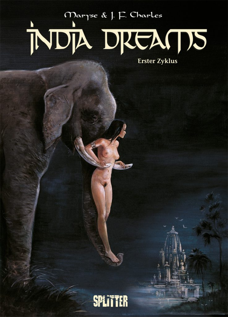 cover india Dreams Gesamtausgabe 1