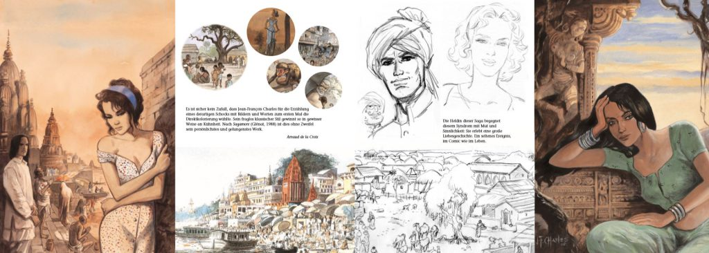 India Dreams Gesamtausgabe page 9