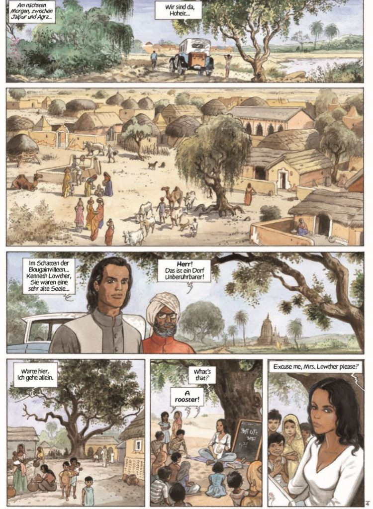 India Dreams Gesamtausgabe page 118
