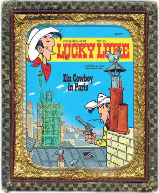 Cover Lucky Luke 97