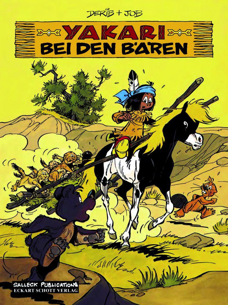 cover Yakari 10