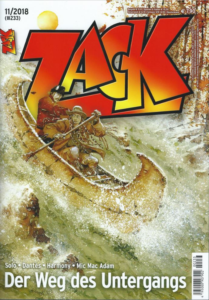Cover Zack 233