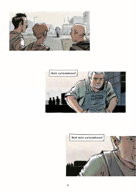 das unabwendbare Altern der Gefühle page 17