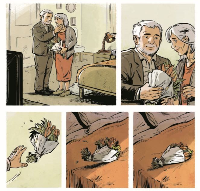 Das unabwendbare Altern der Gefühle Detail page 96