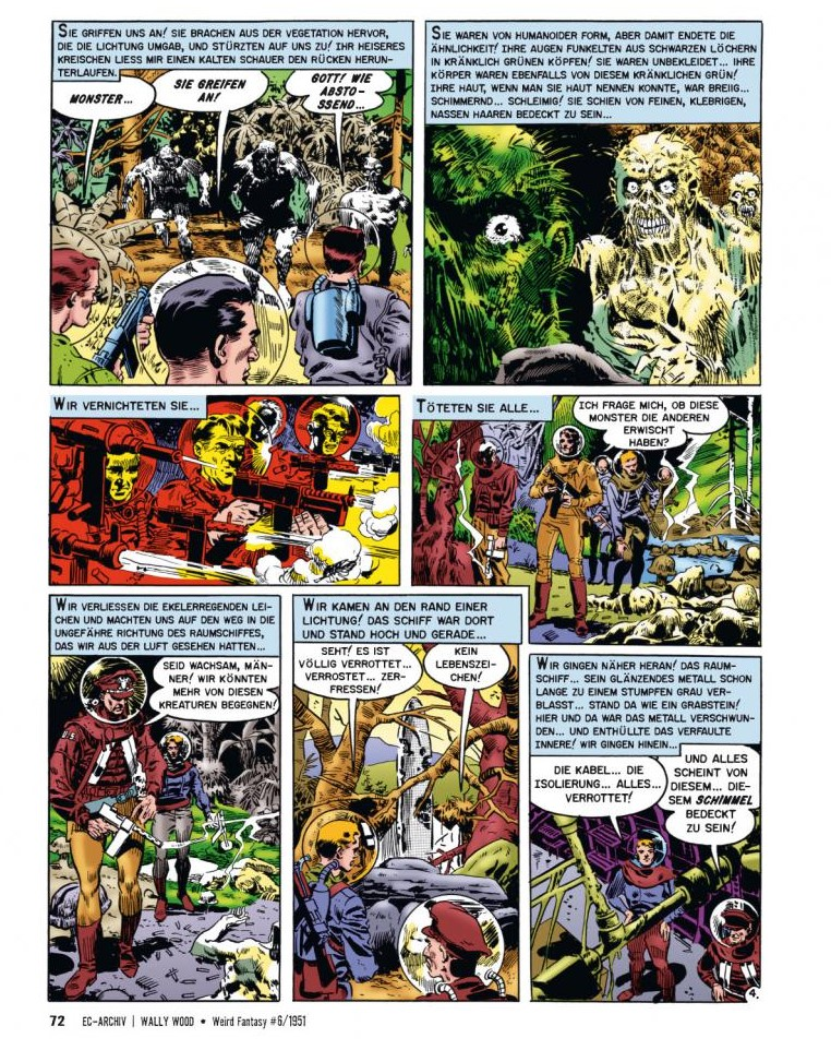 Wally Wood EC-Archive 1 page 72