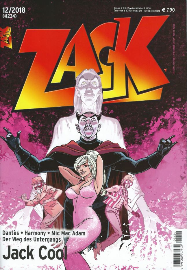 cover ZACK 234