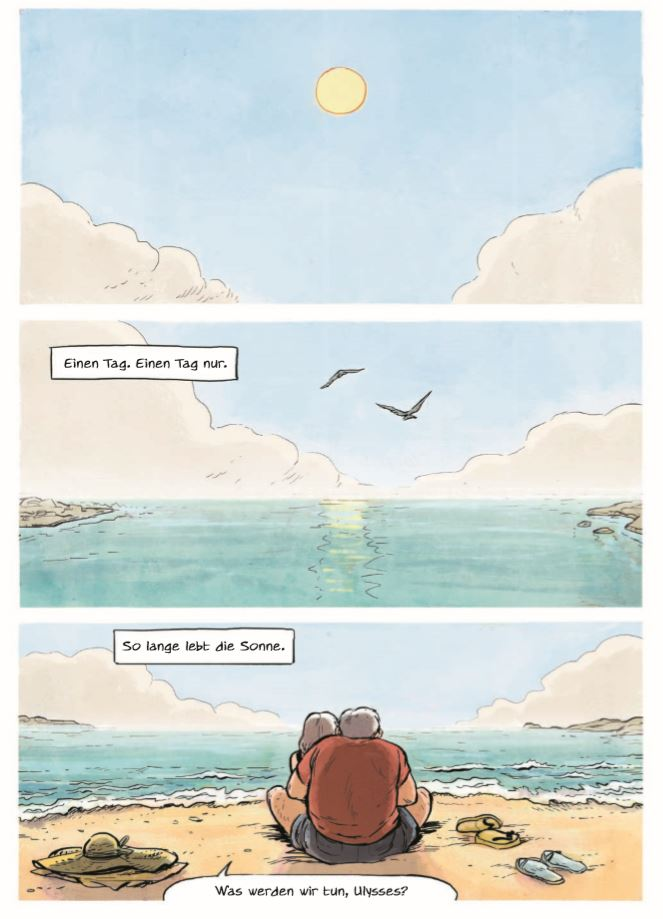 Das unabwendbare Altern der Gefühle page 140