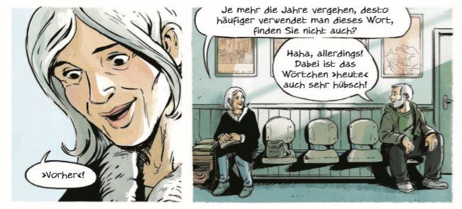 das unabwendbare Altern der Gefühle - Detail page 64