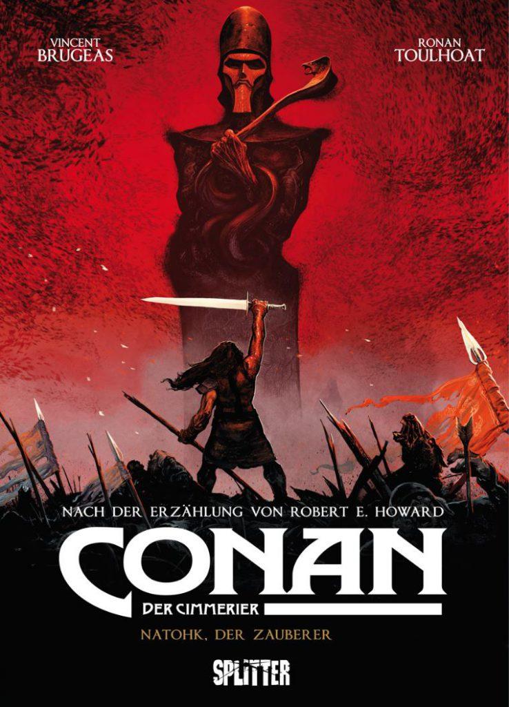 Cover Conan der Cimmerier 2