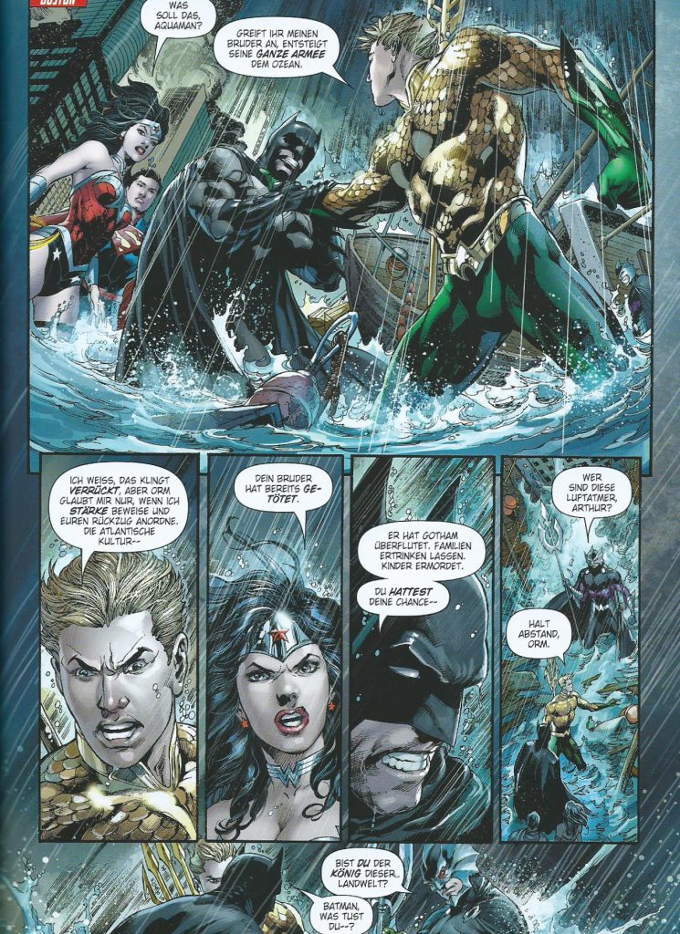 Detail aus Aquaman - Der Thron von Atlantis