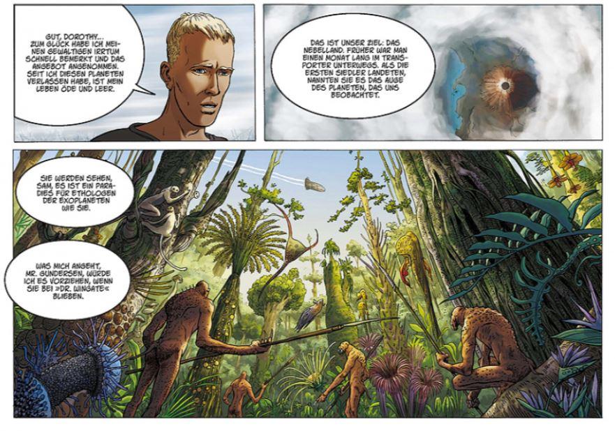 Detail Rueckkehr nach Belzagor 01 page 9