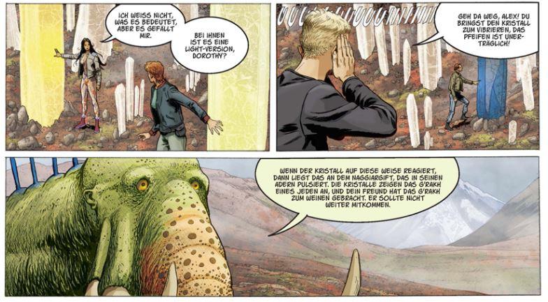 Detail Rueckkehr nach Belzagor 2 page 13