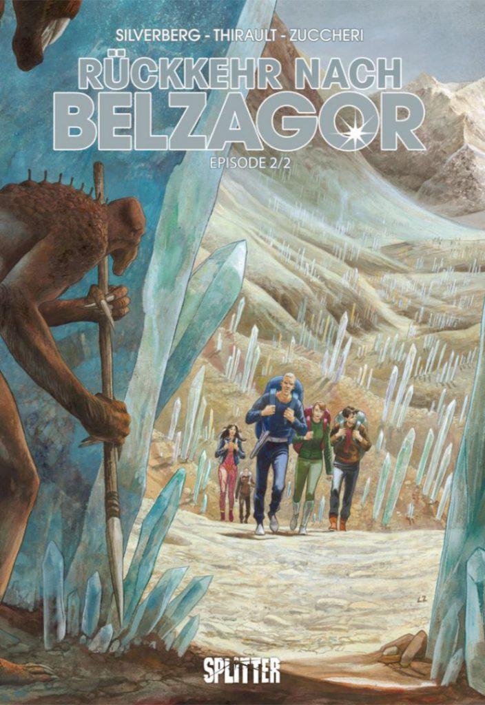 Cover Rueckkehr nach Belzagor 2