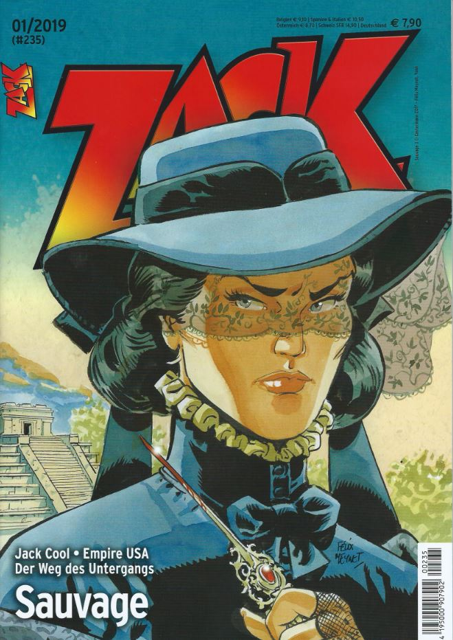 Cover Zack 235
