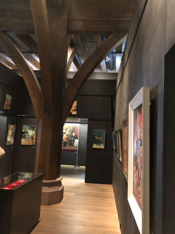 Ausstellung Ernst Kahl 2019