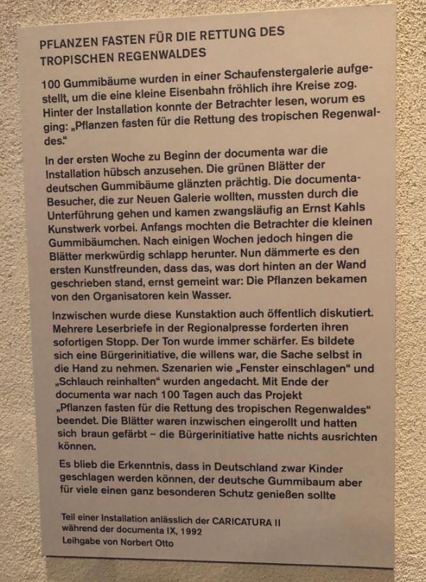Text zur Ausstellung Ernst Kahl 2019
