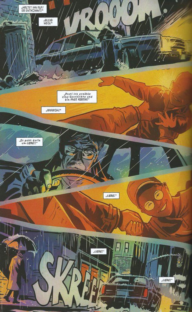Detail Batman - Der Schwarze Spiegel