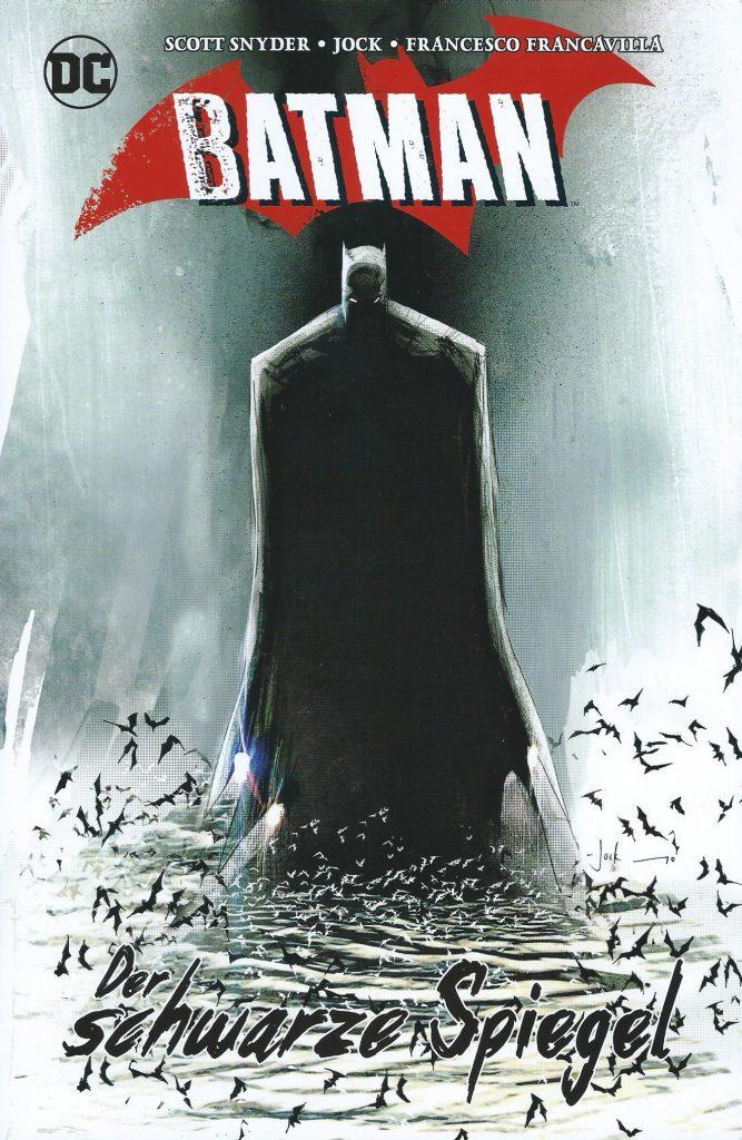 cover Batman - Der Schwarze Spiegel