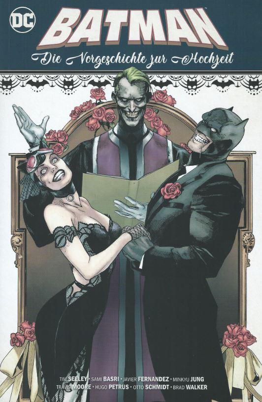 cover Batman - Vorgeschichte zur Hochzeit