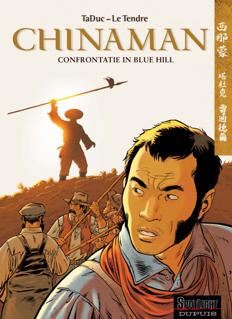 Cover Chinaman 7