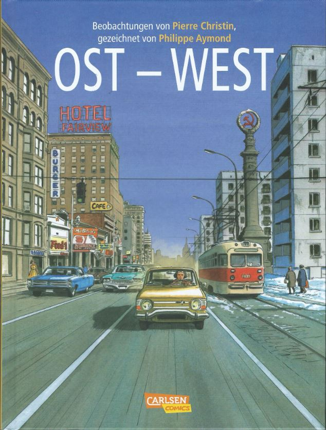 Cover Ost-West
