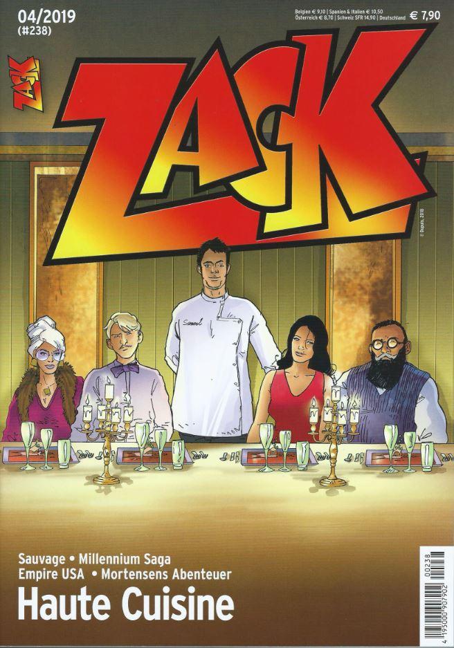Cover Zack 238