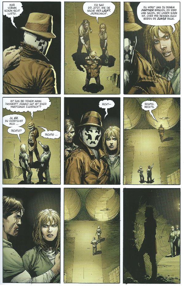 Doomsday clock 1 - Ausschnitt 1