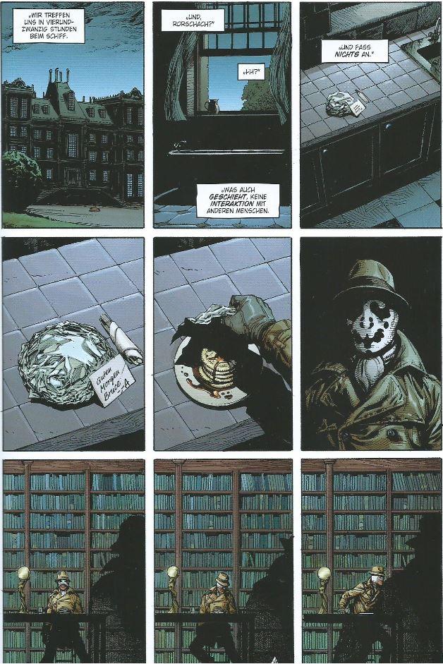 Doomsday clock 1 - Ausschnitt 2