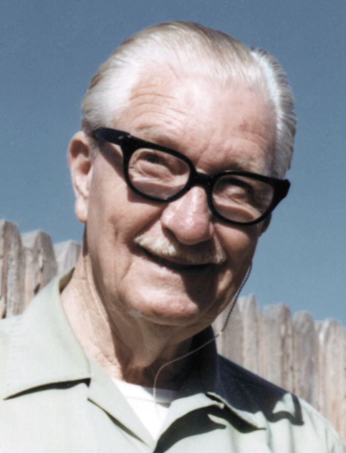 Portrait Carl Barks