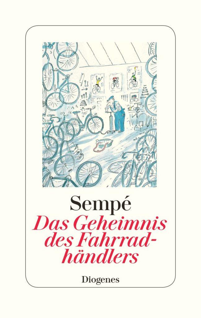 Cover Sempé - Das Geheimnis des Fahrradhändlers