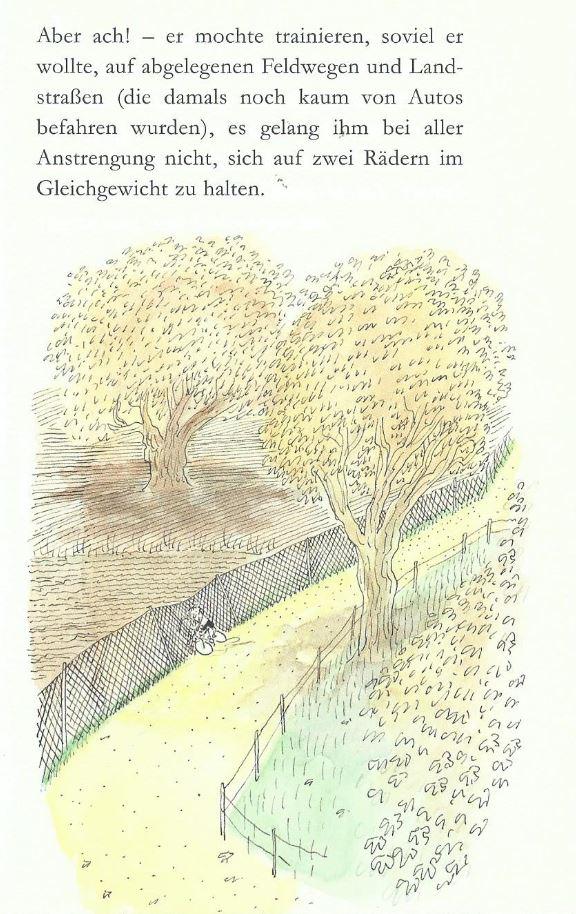 Sempé - Geheimnis des Fahrradfahres page 29