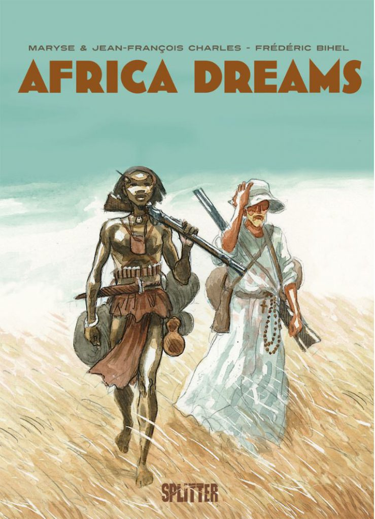 Cover Africa Dreams